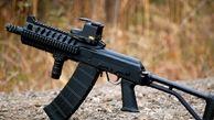 کشف ۱۳۵ قبضه اسلحه شکاری و جنگی در مرزهای آذربایجانغربی