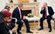 نتانیاهو چهارشنبه آینده با پوتین دیدار میکند