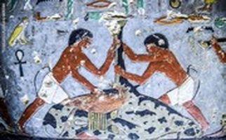 کشف مقبره جدید فرعون ها در مصر