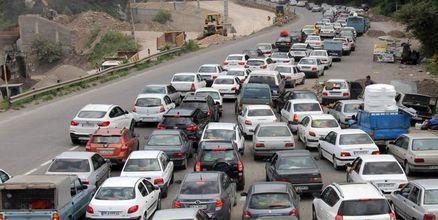آخرین وضعیت راه های کشور/چالوس و هراز امروز یک طرفه می شود