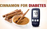 بیماران دیابتی دارچین مصرف کنند