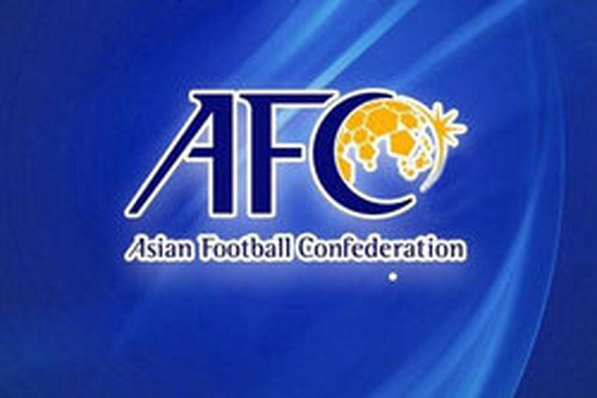 برنامه انتخابی جام جهانی از سوی AFC اعلام شد