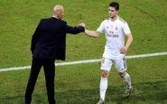 موافقت رئال مادرید با درخواست زین الدین زیدان