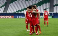 بهترین تیم باشگاهی فوتبال آسیا؛پرسپولیس در جایگاه دوم