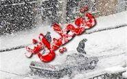 بارش برف مدارس شهری و روستایی نوبت صبح اردبیل را تعطیل کرد