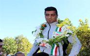 مرگ دلخراش قهرمان کشتی جهان در فومن