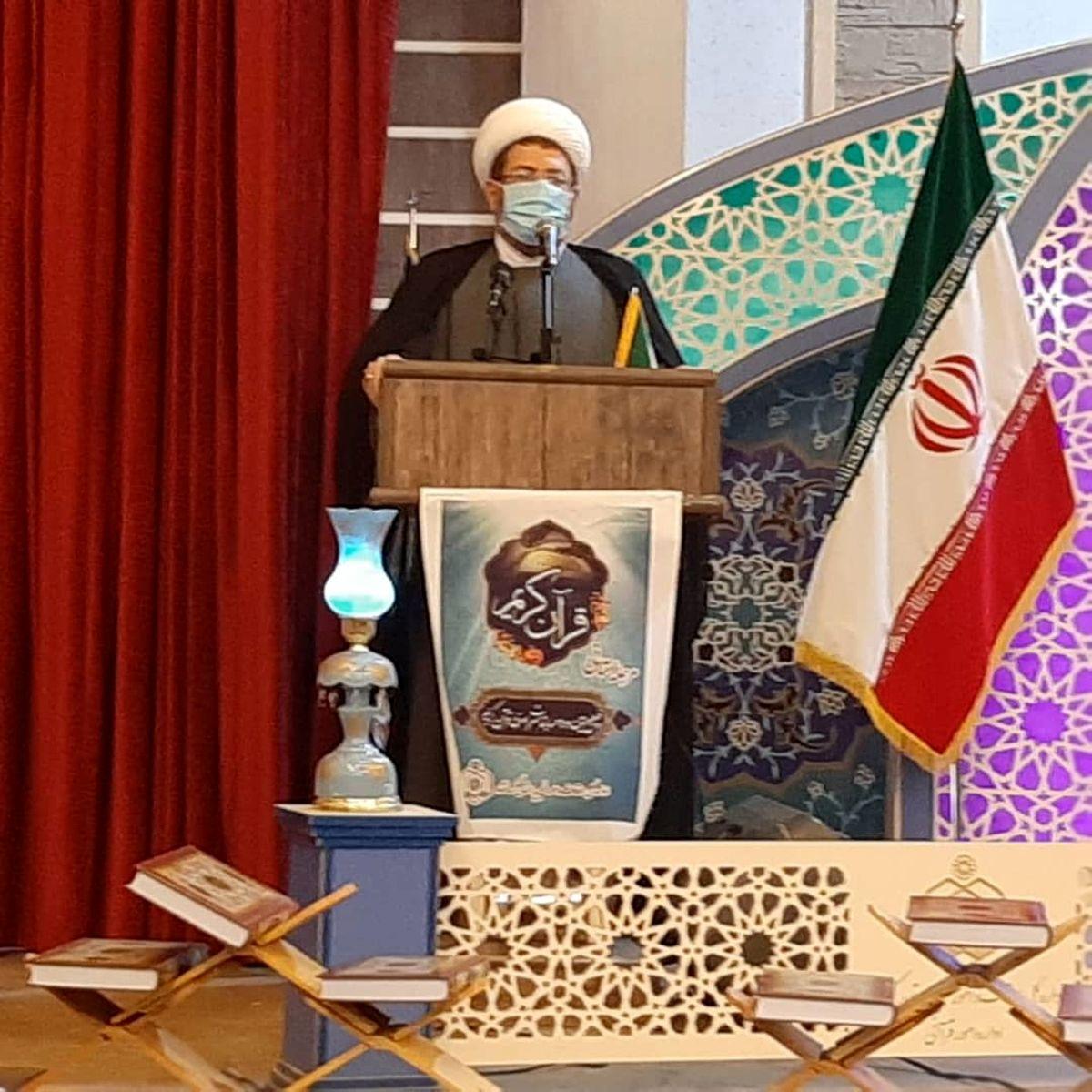 یکی از مهمترین وظایف اوقاف خدمت به قرآن و برگزاری مسابقات قرآنی است