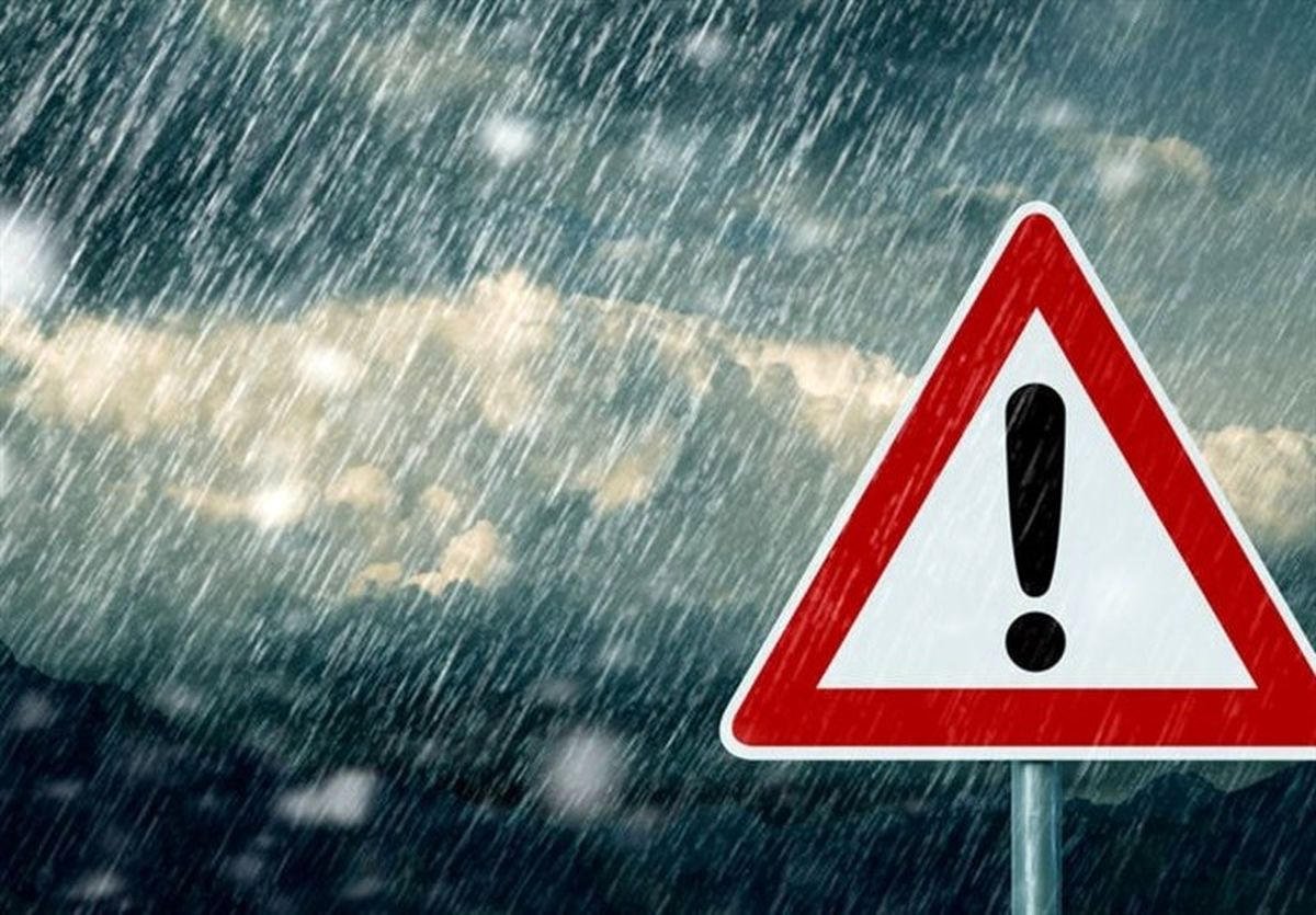 هواشناسی ایران ۱۴۰۰/۰۷/۱۳/احتمال سیلاب ناگهانی در ۷ استان