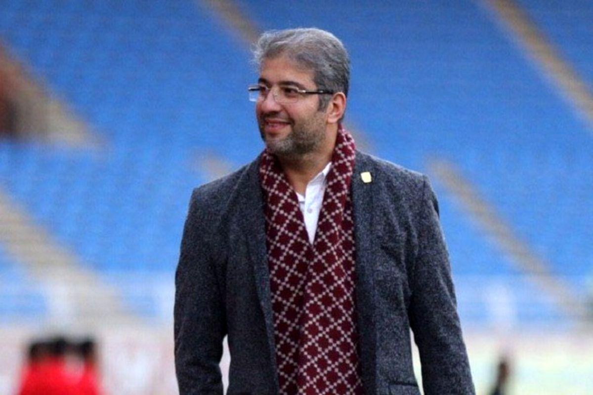 حمیداوی:فدراسیون فوتبال جایی برای غیرفوتبالیها نیست