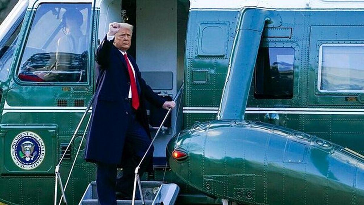 دومین استیضاح ترامپ در سنا پایان یافت