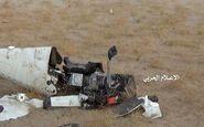 یمن یک پهپاد متجاوز ائتلاف سعودی را سرنگون کرد