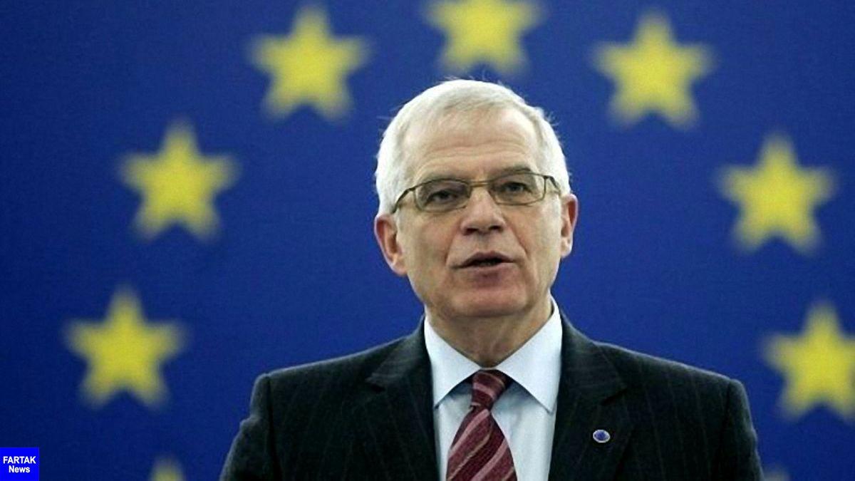 اتحادیه اروپا در کنار اسلامستیزی ماکرون