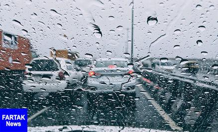 موردی از آبگرفتگی مشکل آفرین گزارش نشده است/ کمک باران به تکمیل شست و شوی شهر