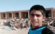 درخواست دانشآموزان روستای سیل زده از رئیس جمهور در آستانه بازگشایی مدارس