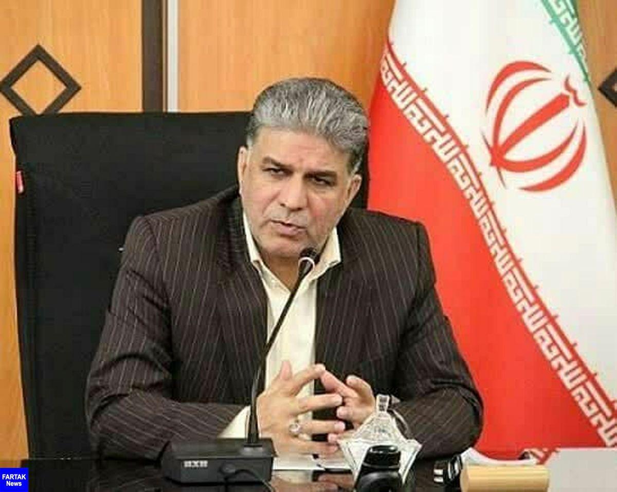 اجرای 854 کیلومتر شبکه گذاری در استان کرمانشاه در سال 99