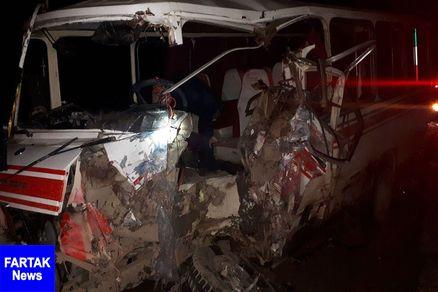 سانحه رانندگی در تکاب 3 کشته و 2 زخمی برجا گذاشت