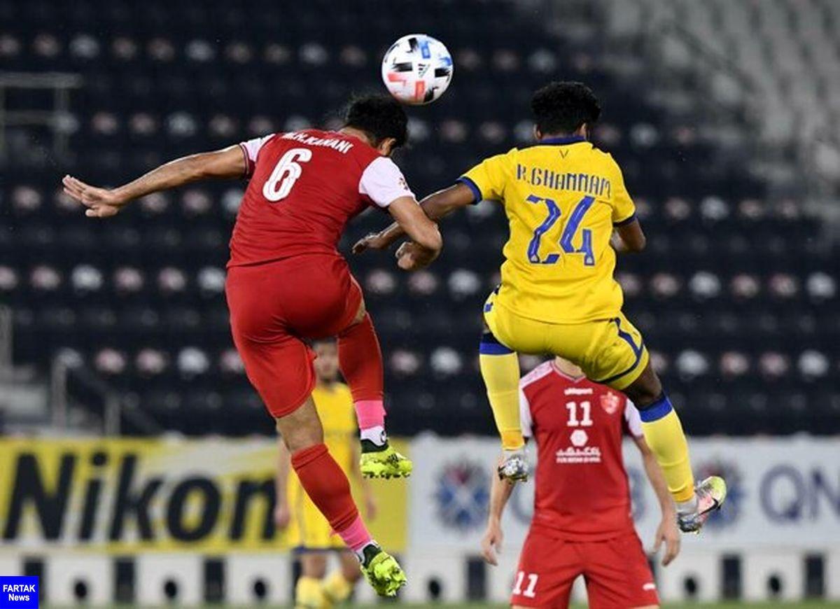 توضیحات وکیل پرسپولیس درباره آخرین وضعیت شکایت باشگاه النصر از سرخپوشان