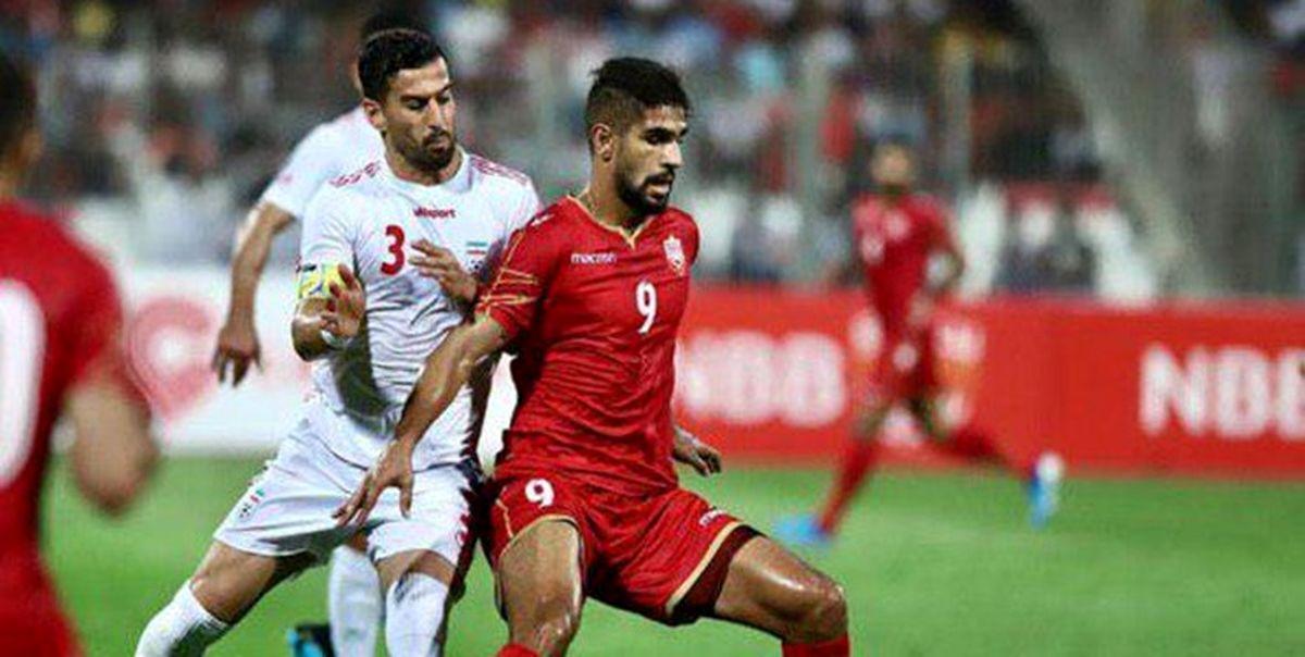 پیش بینی مربی بحرینی از نتیجه بازی با ایران