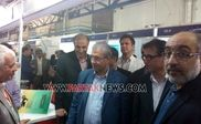 بازدید وزیر تعاون، کار و رفاه اجتماعی از اولین نمایشگاه بین المللی کار ایران به روایت تصویر
