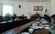 برگزاری سومین جلسه شورای ساماندهی مبادلات مرزی استان  کرمانشاه