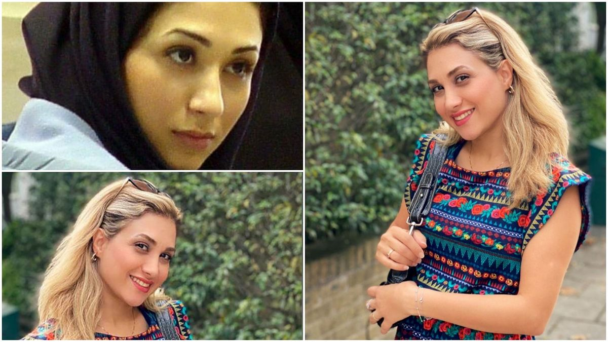 کشف حجاب مجری زیبای زن شبکه سه !!؟ + عکس