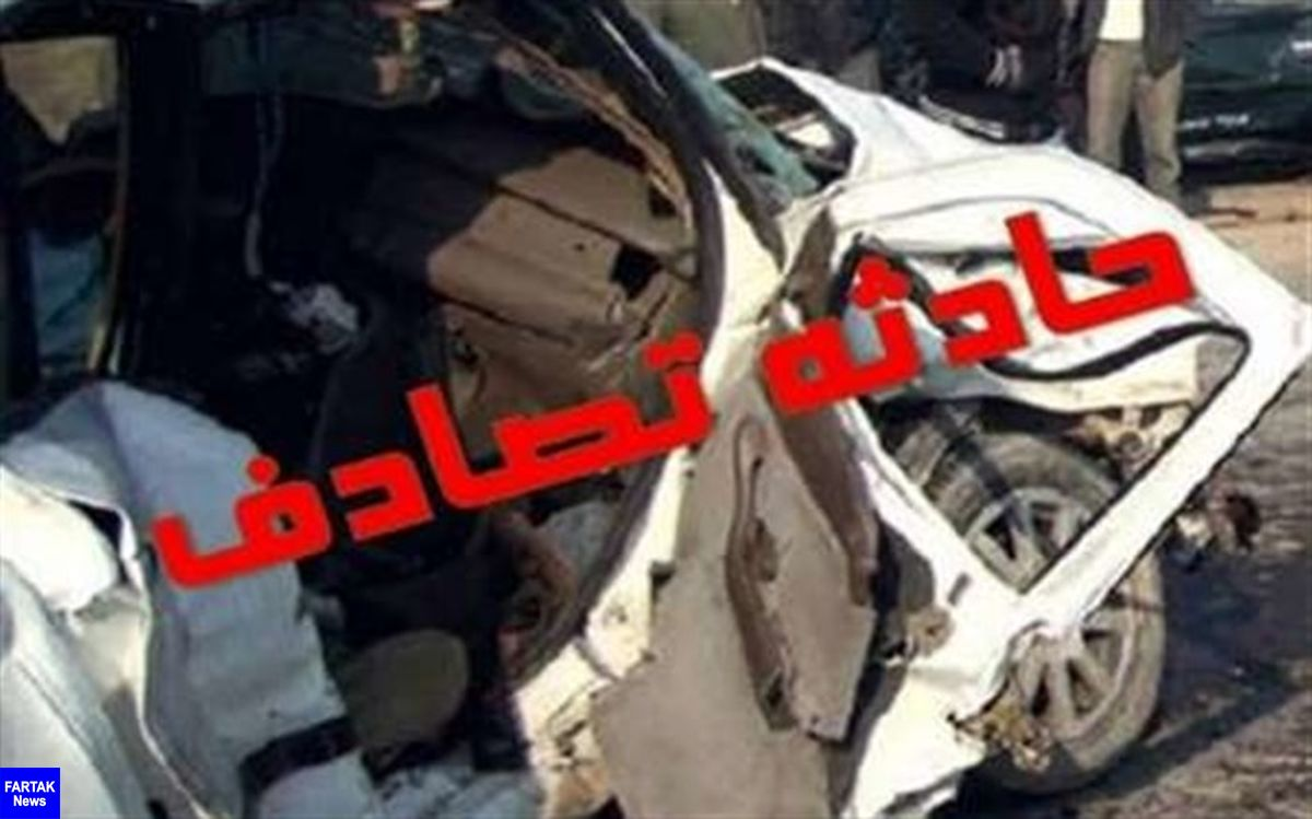 واژگونی خودرو در جاده الیگودرز - ازنا ۲ کشته بر جا گذاشت