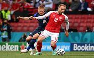 لغو بازی دانمارک - فنلاند پس از مصدومیت وحشتناک اریکسن