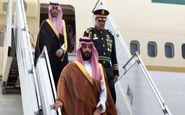 ولیعهد عربستان وارد پاکستان شد