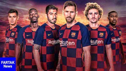 آتش بارسلونا در دل رقبا؛ خط حمله گران و ترسناک بلوگرانا