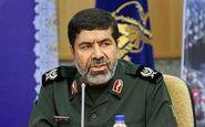 سخنگوی سپاه: شکایتی از رسانهای نداشتهایم