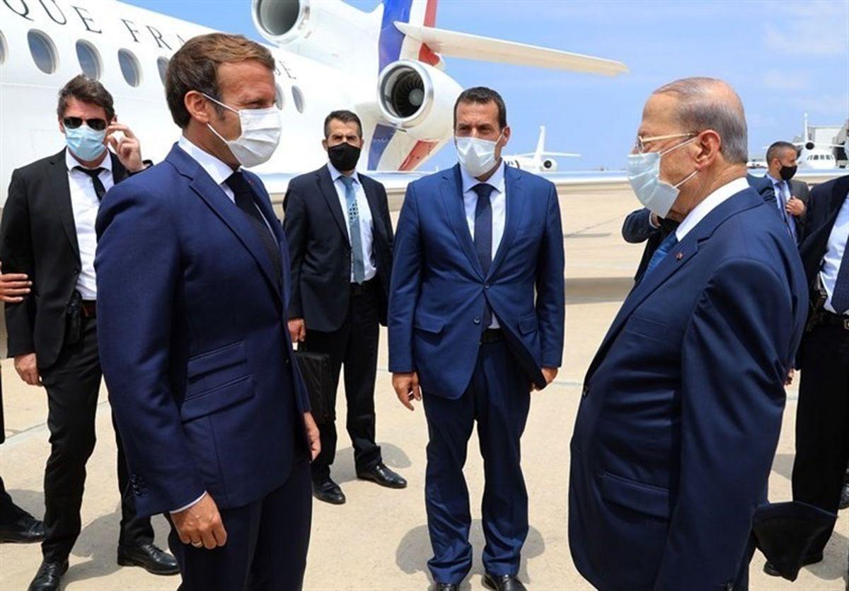 طرح فرانسه در مسیر شکست حرکت میکند