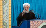 امام جمعه موقت تهران: مقام معظم رهبری انقلاب اسلامی را با وجود انواع فتنهها در اوج قدرت حفظ کرده است