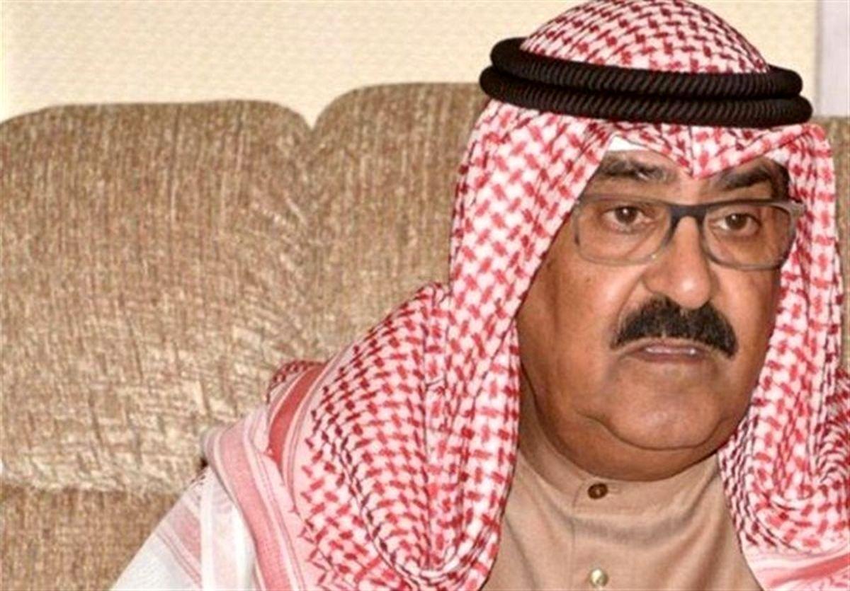 بیعت پارلمان کویت با ولیعهد جدید