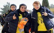 شروع طلایی بانوان سپاهان درلیگ فوتبال
