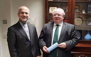رییس مجلس ایرلند: از توسعه همکاری ها با ایران حمایت می کنیم