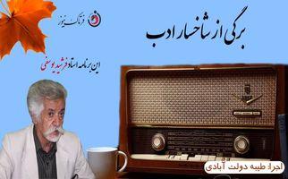 استاد فرشید یوسفی؛ مرد سپیدپوش شعر ایران