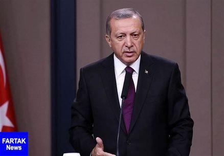 اردوغان: برادران کُرد هدف عملیات نظامی ما در شمال سوریه نیستند
