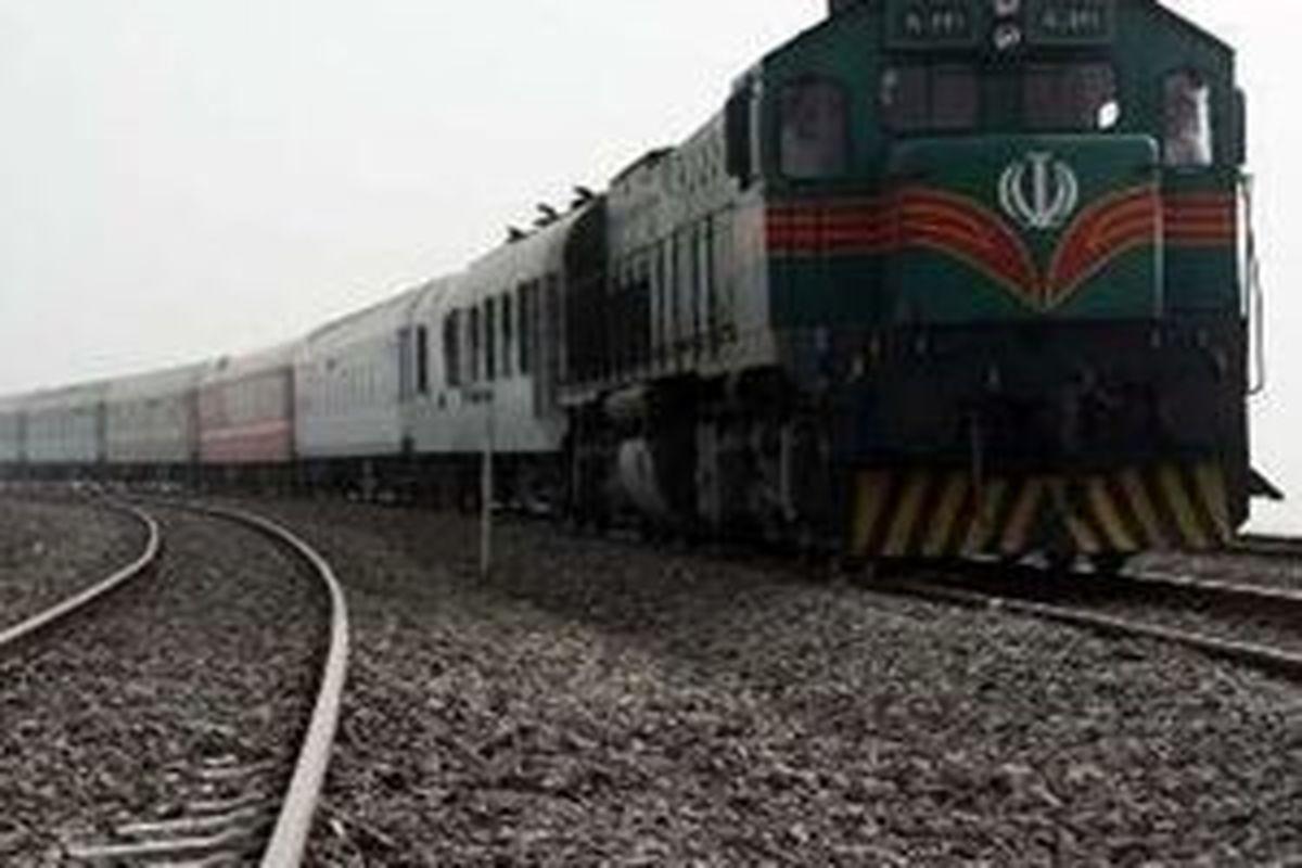 مرگ جوان قمی در تصادف با قطار قم