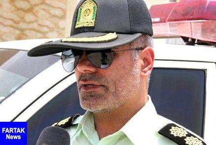 ۳۶ هزار قطعه کالای قاچاق در دشتستان توقیف شد