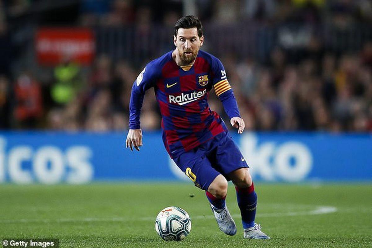 بازگشت لیونل مسی به ترکیب بارسلونا