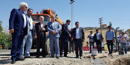 بهرهبرداری از ۴۵ پروژه هفته دولت در رودهن