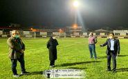 وضعیت روشنایی در ورزشگاه شهدای هفتم تیر بابل تایید شد