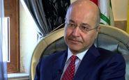 فشارهای آمریکا بر بارزانی جهت پذیرش برهم صالح برای ریاستجمهوری عراق