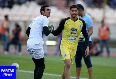 رحمتی و حسینی با اعصاب هواداران استقلال بازی کردند