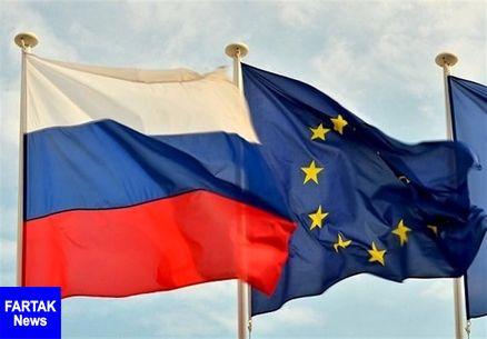 تمدید تحریمها اتحادیه اروپا علیه بیش از ۲۰۰ فرد و نهاد روسی