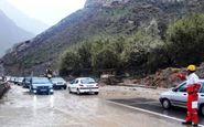 بارش ها سبب جاری شدن سیلاب در سمنان شد