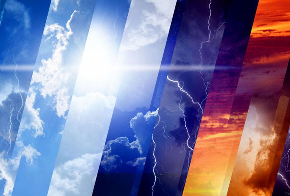 جمعه 18 مهر/ آخرین وضعیت هوای کشور