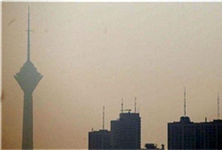 هوای تهران در شرایط اضطراری قرار گرفت