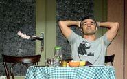 عکسی جذاب از پژمان جمشیدی در فیلم جدیدش که به کانادا میرود