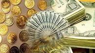 قیمت دلار، سکه و طلا امروز پنجشنبه ۹۸/۱/۲۹   تغییر مسیر بازار